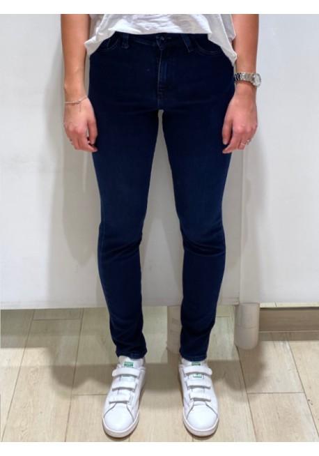 Jeans coton brut
