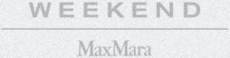 Weekend - MaxMara